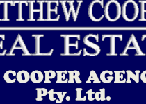 Cooper Realestate and Livestock Agencies - logo