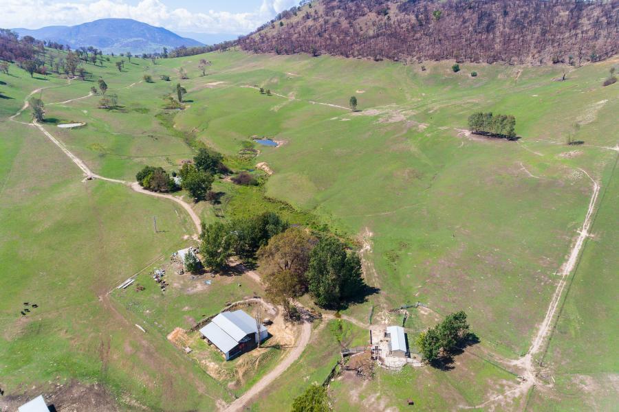 'SAMPSONS GULLY', 207 Touzel Road – via Cudgewa 3705 – 60.1 Hectares (148 Acres)